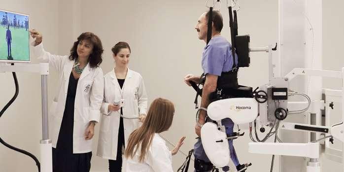 Rehabilitasyonda Robot Tedavisi